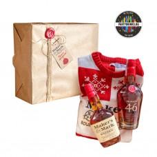 Бърбън Maker's Mark Коледен пакет