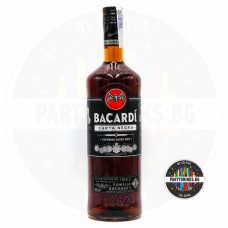 Ром Bacardi Carta Negra 1.0L 40%