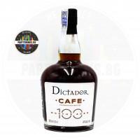 Rum Dictador 100 Months Cafe 700ml 40%