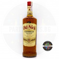 Ром Old Nick Gold 1.0L 37.5%