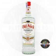 Ром Old Nick White 1.0L 37.5%