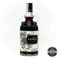 Ром The Kraken Black Spiced 700ml 40% бяла керамика
