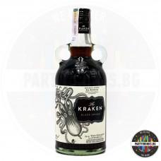 Ром The Kraken Black Spiced 700ml 40%