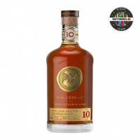 Ром Bacardi Diez 10 Years Old 700ml 40%