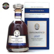 Ром Diplomatico Single Vintage 2005 700ml 43%