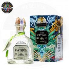 Текила Patron Silver 700ml Limited Edition 80proof 40%
