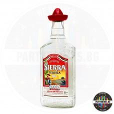 Текила Sierra Silver 700ml 38%