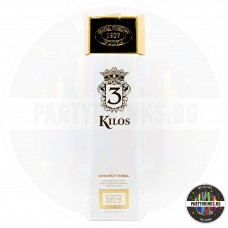Водка 3 Kilos Coco Gold 1.0L 30%