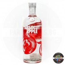 Водка Absolut Apple 1.0L 40%
