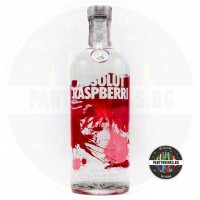 Водка Absolute Raspberry 1.0L 40%