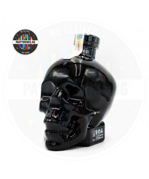 Водка Crystal Head Onyx 700ml 40%