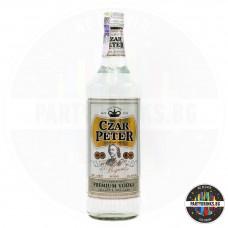 Водка Czar Peter 1.0L 40%