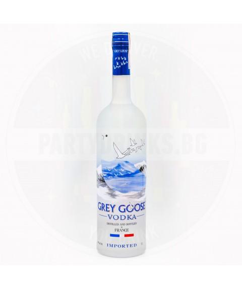 Водка Grey Goose 1.0L 40%