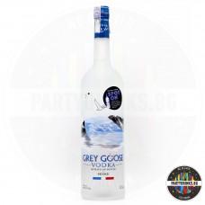 Водка Grey Goose 1.5L 40% светеща бутилка