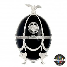Водка Imperial Collection Faberge Black Metal 700ml