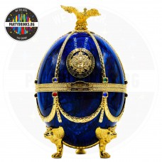 Водка Imperial Collection Faberge Blue 700ml