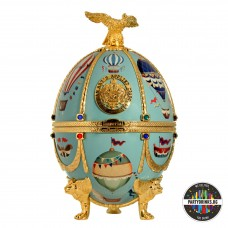 Водка Imperial Collection Faberge Blue Baloons 700ml