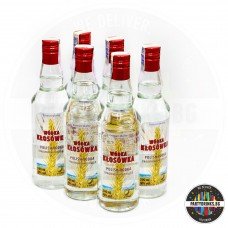 Водка Klosowka 500ml 40% 6 бутилки