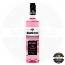 Водка Moskovskaya Pink Raspberry and Lime 700ml 38%