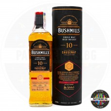 Ирландско уиски Bushmills 10 Years Old The Causeway Collection 700ml 46%