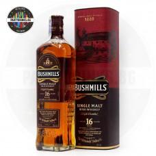 Ирландско уиски Bushmills Malt 16 Years Old 700ml 40%