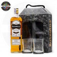 Ирландско уиски Bushmills Original 1.0L 40% с 2 чаши