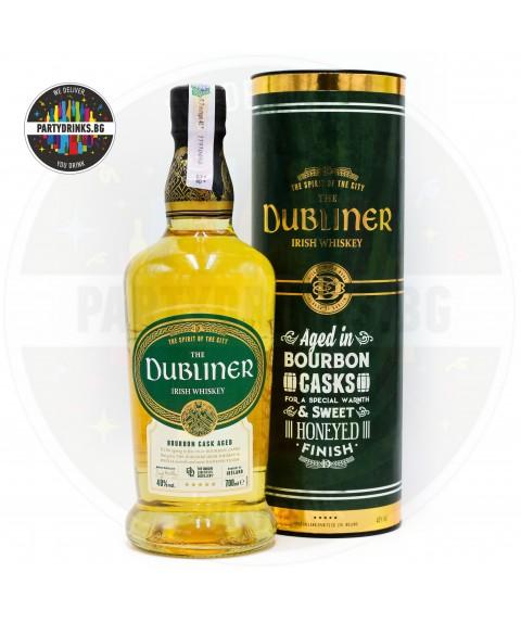 Ирландско уиски Dubliner 700ml 40%