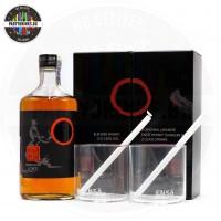 Японско уиски Enso 700ml 40% с 2 чаши и 2 сламки