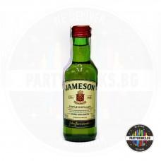 Ирландско уиски Jameson 50ml 40%