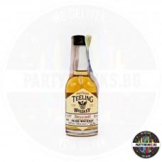 Ирландско уиски Teeling Whiskey Single Grain 50ml 46%