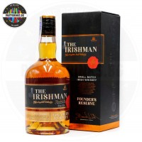 Ирландско уиски The Irishman Founders Reserve 1.0L 40%