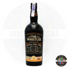 Ирландско уиски The Whistler Imperial Stout Finish Limited 700ml 43%