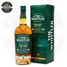 Ирландско уиски The Whistler Oloroso Sherry Cask 700ml 43%