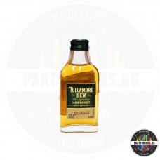 Ирландско уиски Tullamore Dew 50ml 40%