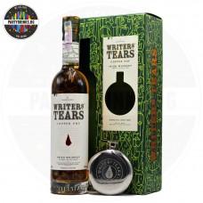 Ирландско уиски Writers Tears Copper Pot 700ml 40% с манерка