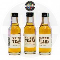 Ирландско уиски Writers Tears Copper Pot 50ml 40% 3 броя