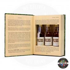 Ирландско уиски Writers Tears Tasting collection book 50ml 3 броя