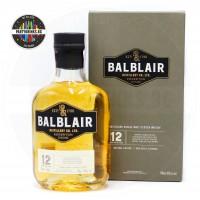 Уиски Balblair 12 Years Old 700ml 46%