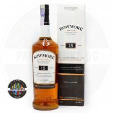 Уиски Bowmore 15 Years Old 1.0L 43%