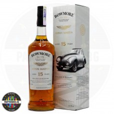 Уиски Bowmore 15 Years Old Aston Martin 1.0L 43%