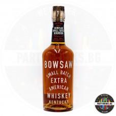 Бърбън Bowsaw Small Batch 700ml 40%