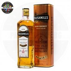 Ирландско уиски Bushmills 700ml 40% с кутия