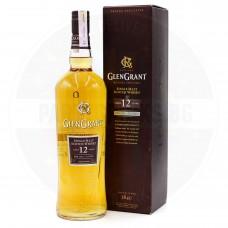 Уиски Glen Grant 12 Years Old 1.0L 48%