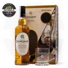 Уиски Glen Grant Major's Reserve 700ml 40% с чаша