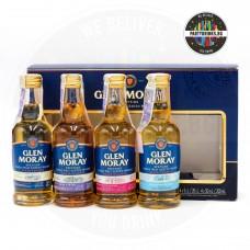 Уиски Glen Moray Classic Tasting collection 4 x 50ml 40%