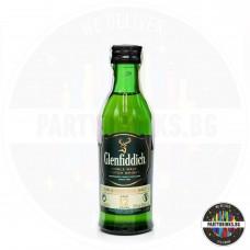 Уиски Glenfiddich 12 Years Old 50ml 40%