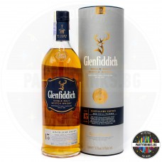 Уиски Glenfiddich 15 Years Old Distillery Edition Non Chill Filtered 700ml 51%