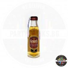 Уиски Grant's 50ml 40%