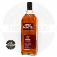 Уиски Hankey Bannister 1.0L 40%