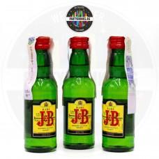 Уиски J&B Rare 50ml 40% 3 броя
